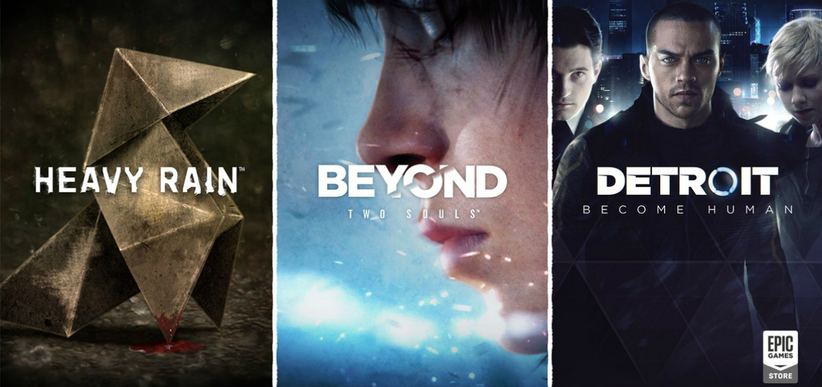 Detroit: Become Human, Heavy Rain και Beyond: Two Souls έρχονται στο PC