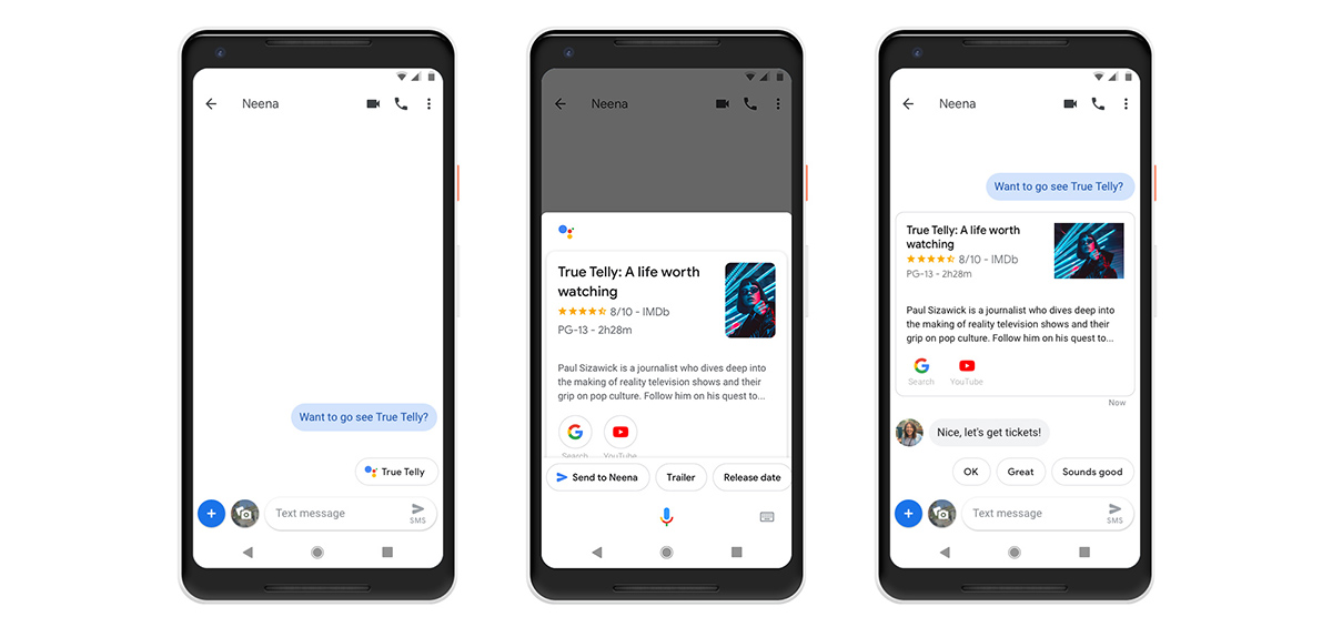 Google Assistant: επεκτείνει την υποστήριξή της σε Messages και Χάρτες