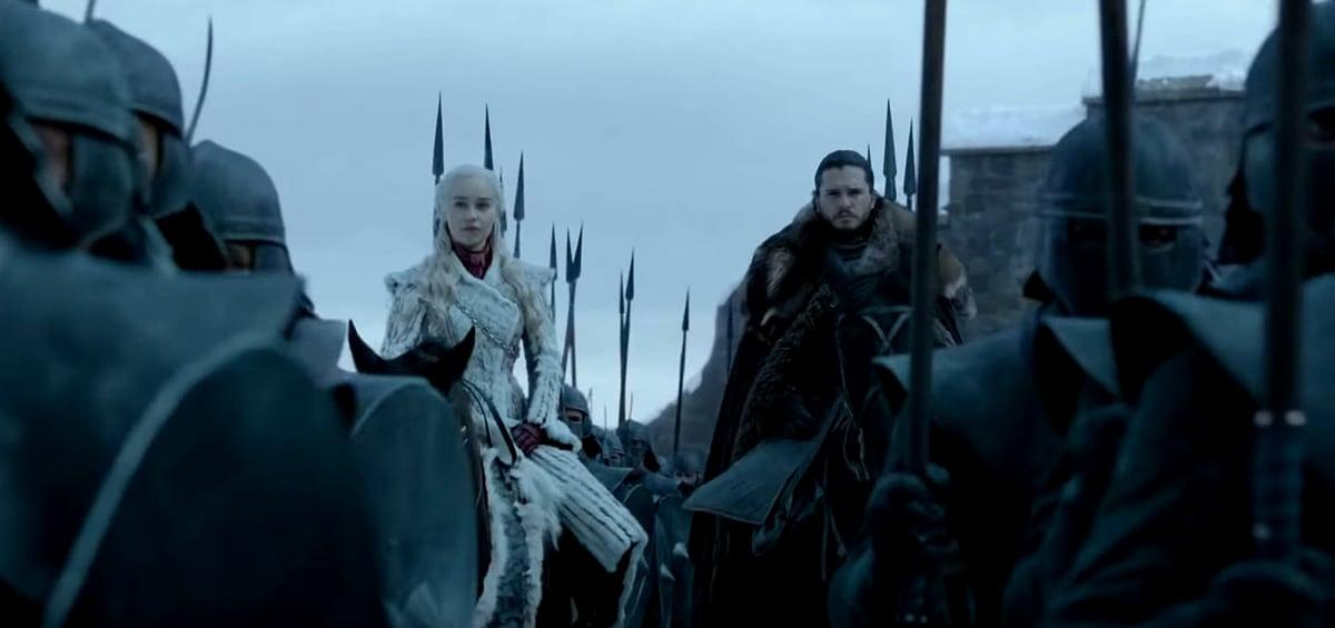 Game of Thrones: Όσα είδαμε στο trailer του 8ου κύκλου