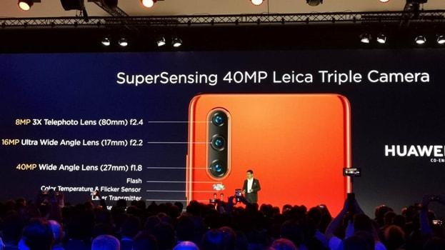 Huawei P30: Το... μικρό αδερφάκι είναι εξίσου εντυπωσιακό!