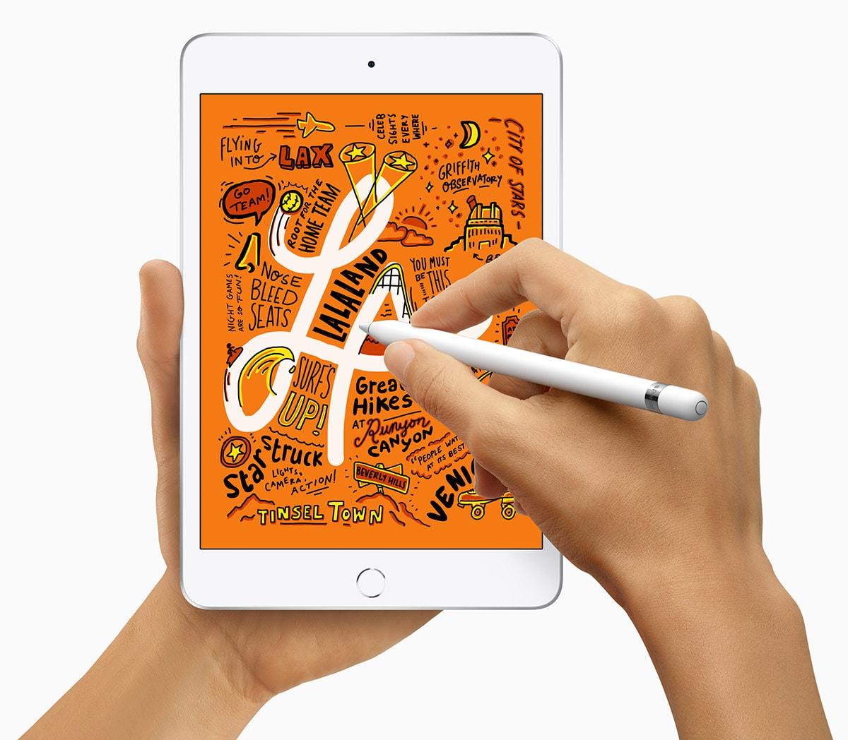 Έρωτας… με το iPad mini ανά χείρας!