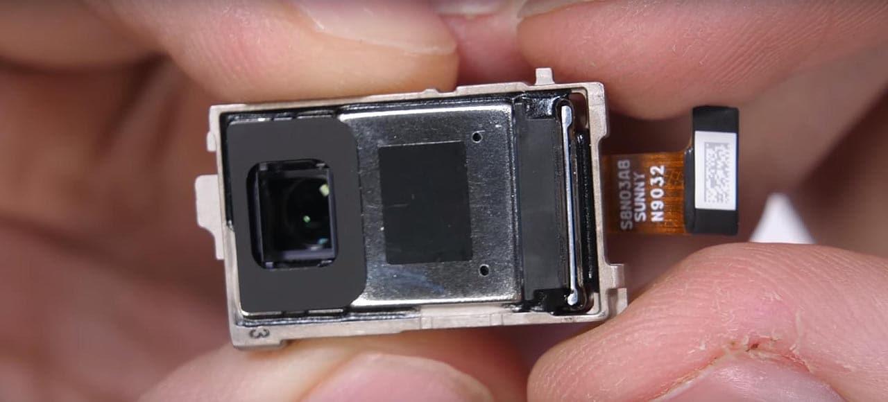 Δες πως είναι η Periscope κάμερα του Huawei P30 Pro εκ των έσω!