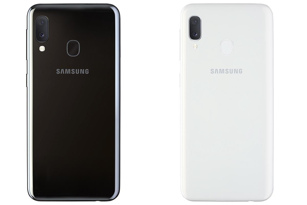 Το Samsung Galaxy A20e φέρνει τον bezel-less σχεδιασμό