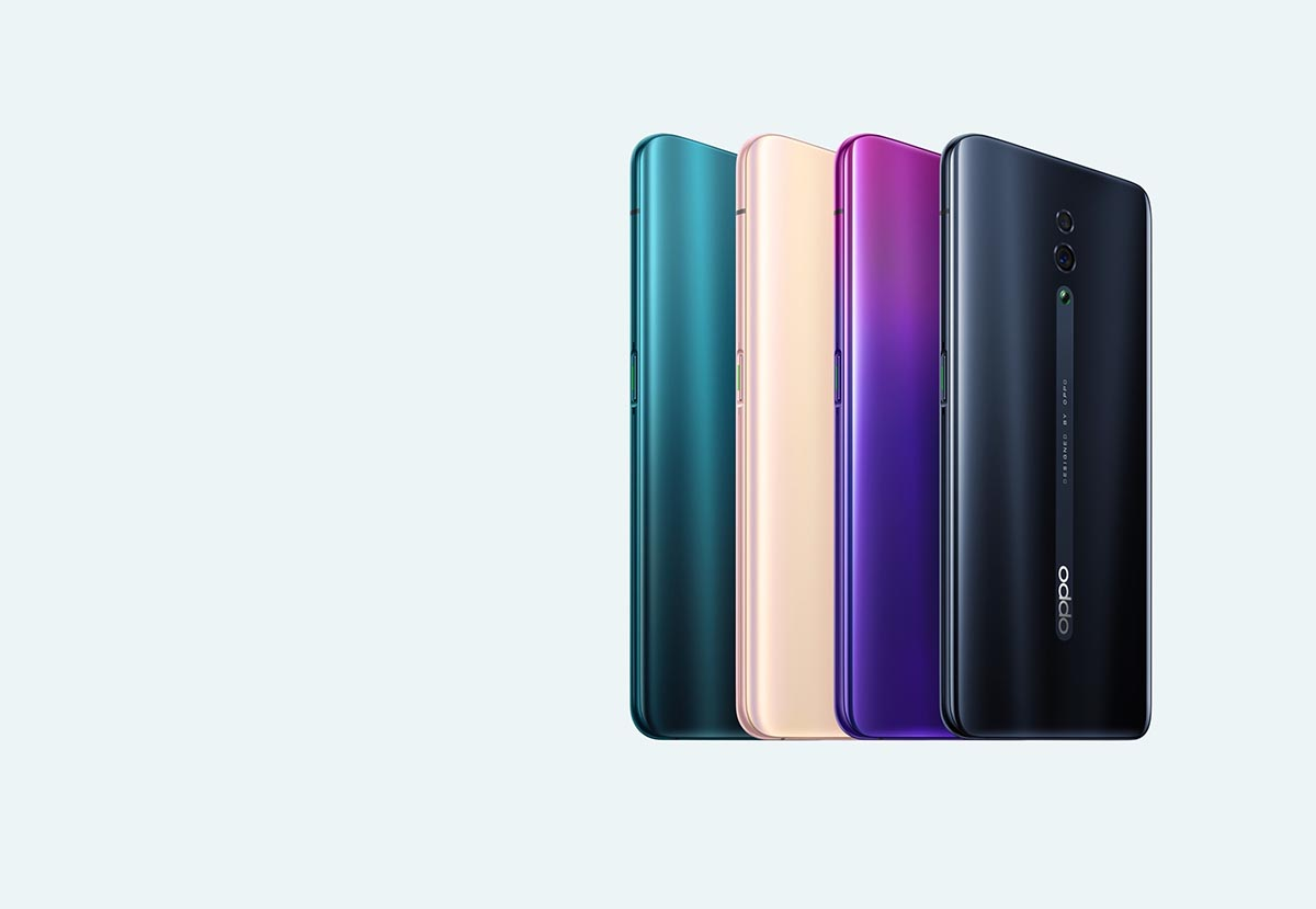 Its official: Oppo Reno με 10Χ zoom και pop-up selfie κάμερα!