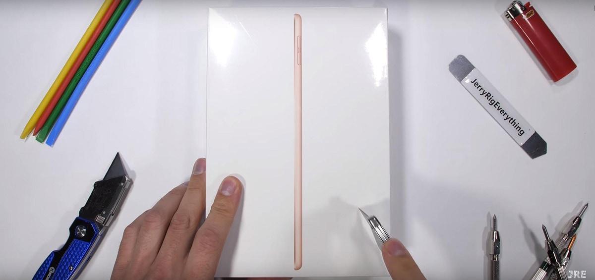 Το iPad Mini 5 περνάει με επιτυχία τα…. βασανιστήρια του JerryRigEverything