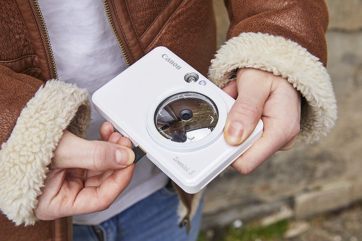 Ανακοινώθηκαν οι πρώτες instant κάμερες της Canon!