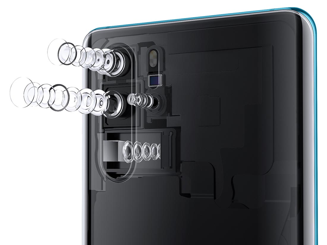 Μάθε τα πάντα για τις εντυπωσιακές κάμερες του Huawei P30 Pro!