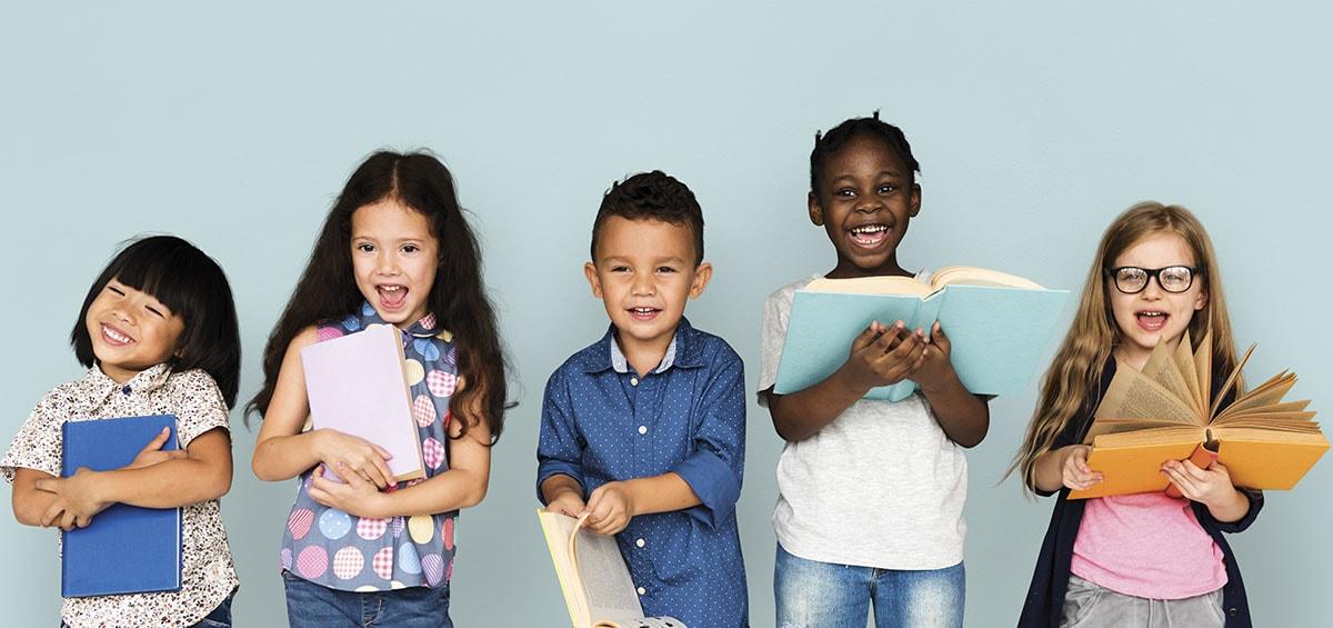 Ο Μήνας Παιδικού Βιβλίου έφτασε στο Public!