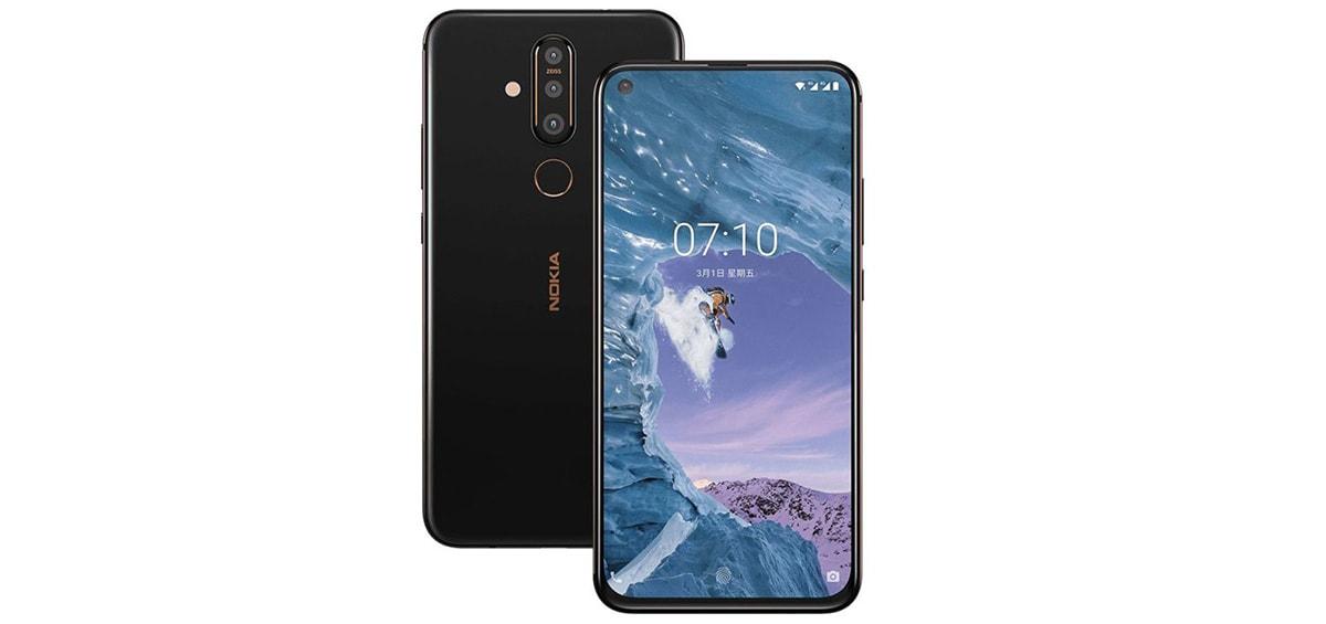 "Nokia Χ71: Κάμερα 48MP και οθόνη 6,39"" με οπή!"