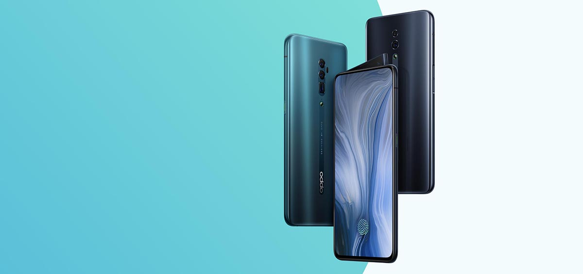 It's official: Oppo Reno με 10Χ zoom και pop-up selfie κάμερα!