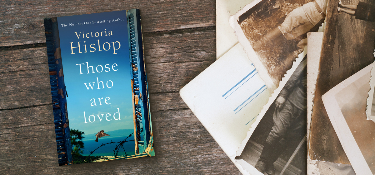 «Those Who Are Loved»: Η Victoria Hislop επιστρέφει