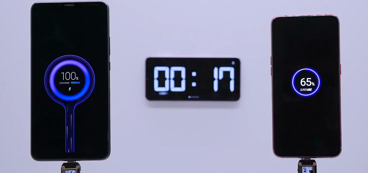 Xiaomi Super Charge Turbo: Πλήρης φόρτιση σε 17 λεπτά!