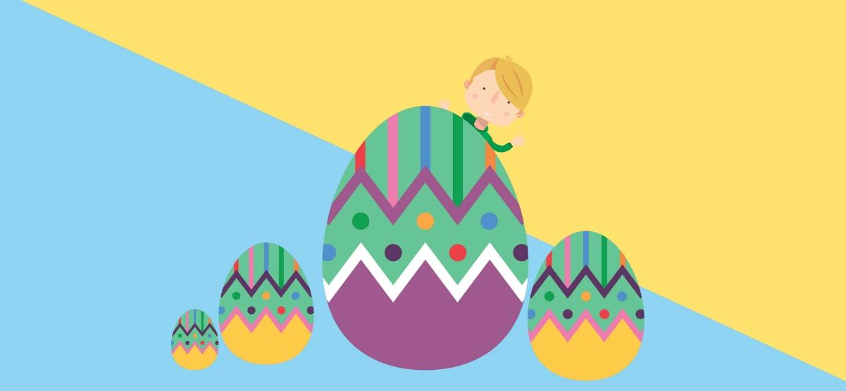 Βρες το τυχερό αυγό @ Public Περιστερίου