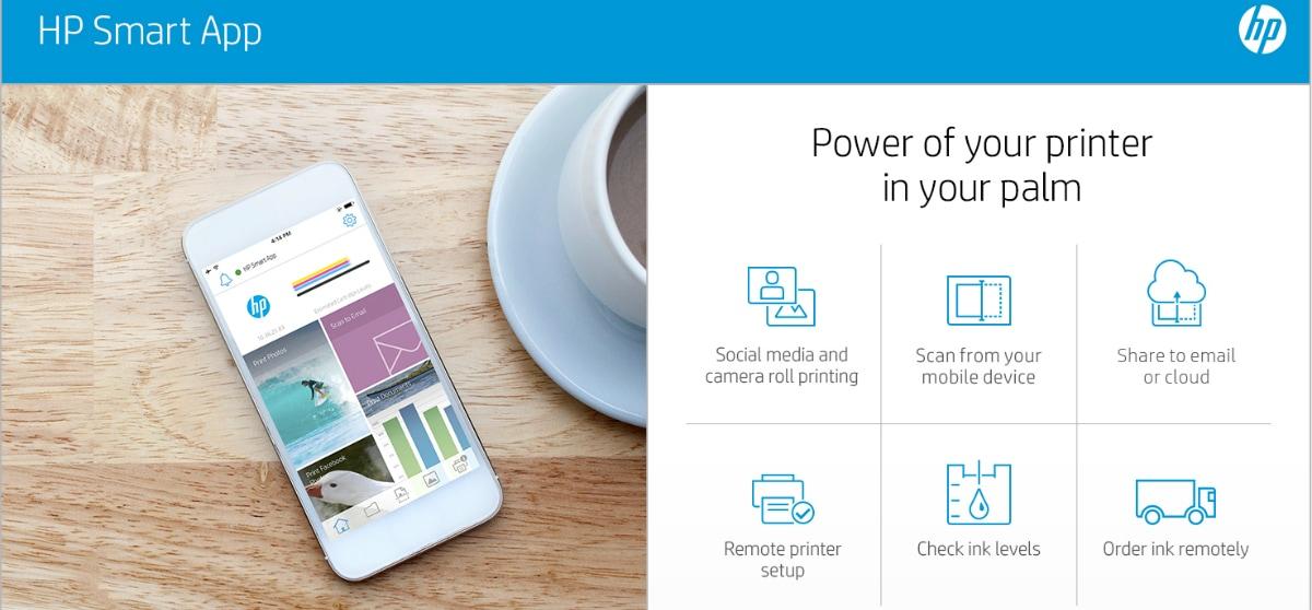 Γνωρίστε τη νέα εφαρμογή HP Smart @ Public Πυλαίας