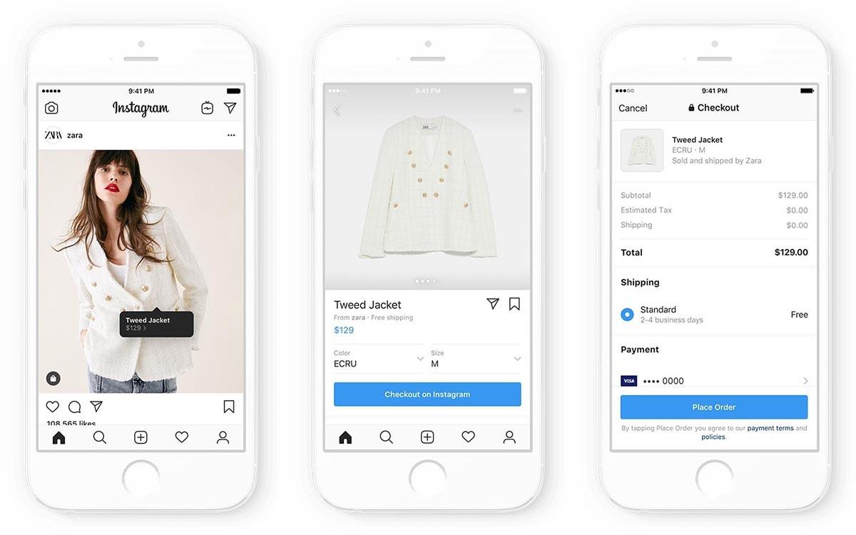 Σύντομα θα μπορείς να κάνεις αγορές μέσα από το Instagram!
