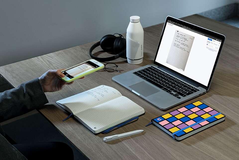 Η Moleskine δημιούργησε smart σημειωματάριο που συνεργάζεται με το Dropbox