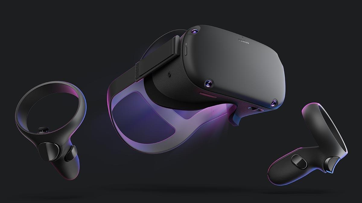 Oculus Quest: το μέλλον του VR!