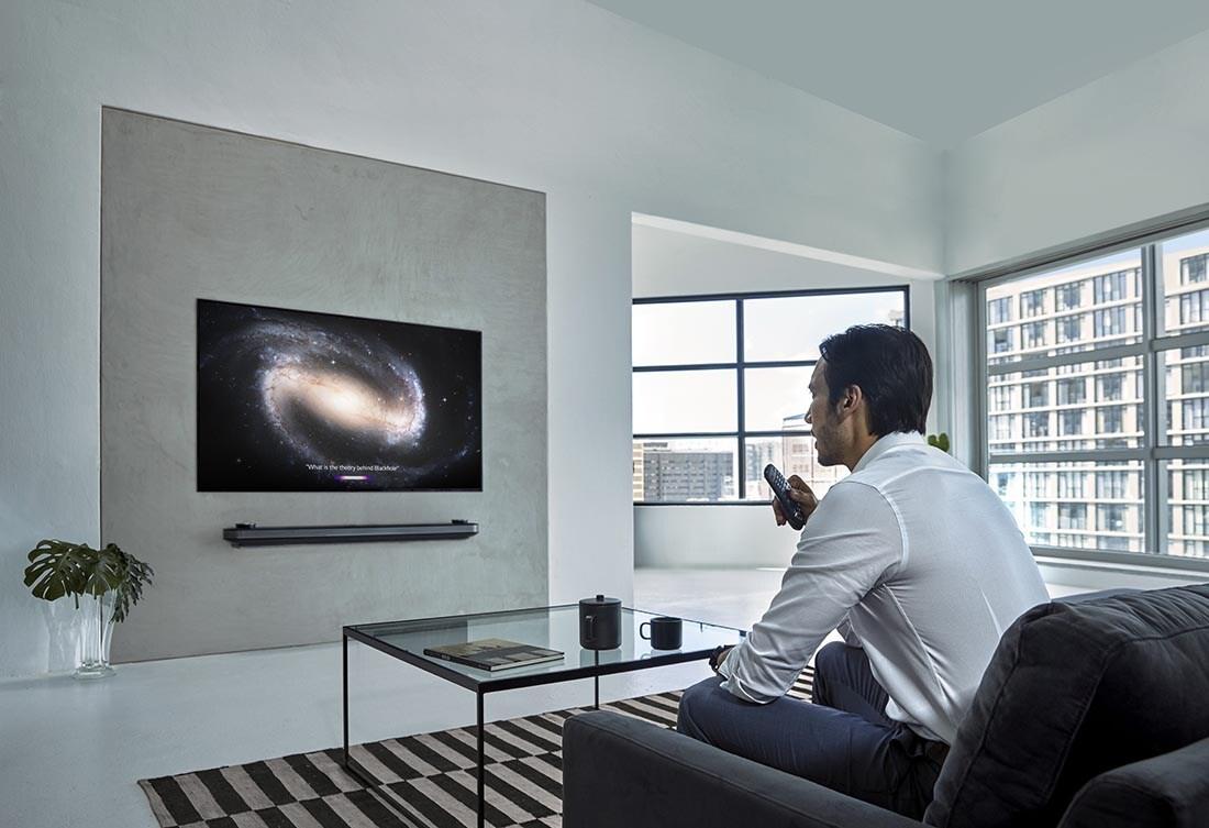 Ανακάλυψε τις νέες LG OLED τηλεοράσεις του 2019 και πάρε δώρο 5 χρόνια εγγύηση
