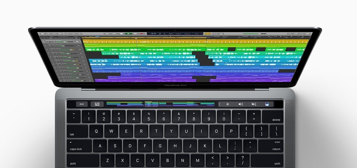 Νέα MacBook Pro: Βελτιωμένο πληκτρολόγιο και ταχύτεροι επεξεργαστές!