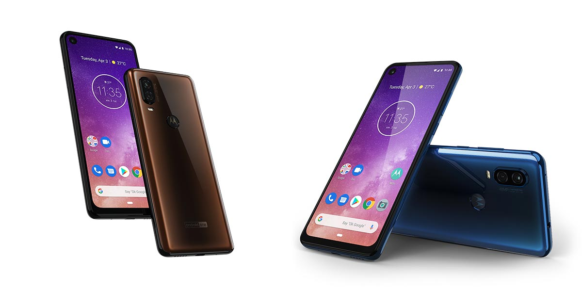 Motorola One Vision: Android One και οθόνη 21:9!