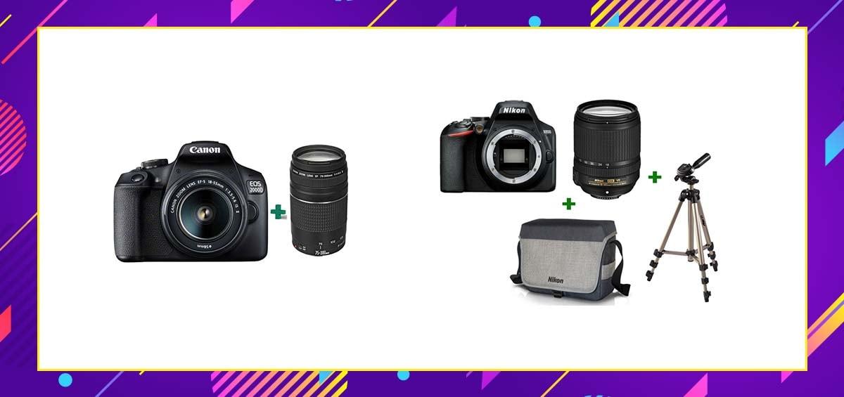Mirrorless, DSLR ή μήπως Compact: Βρες την καλύτερη φωτογραφική!
