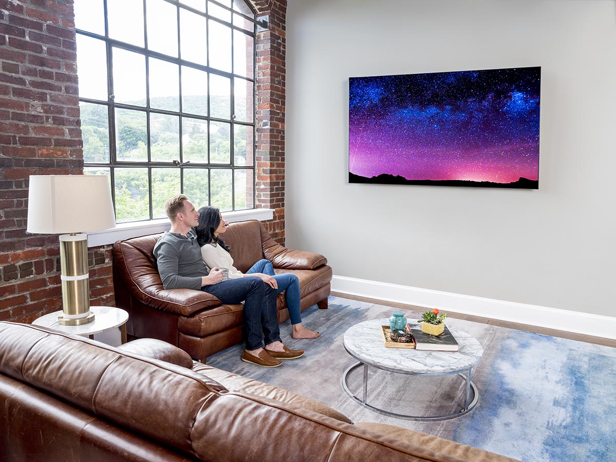 Astra Glass της Corning: Gorilla Glass τώρα και στην τηλεόραση!