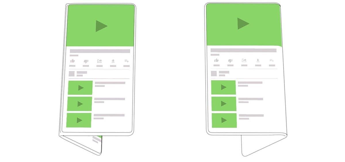Μια «ματιά» στο foldable smartphone της Google!