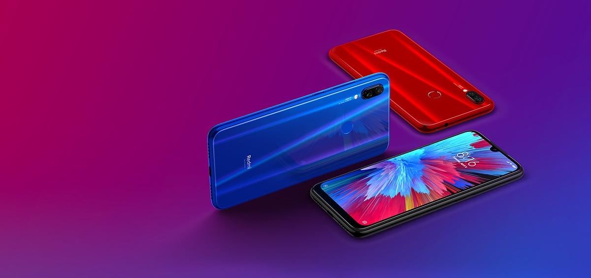 Xiaomi Redmi Note 7S: Ανακοινώθηκε επίσημα με κάμερα 48MP