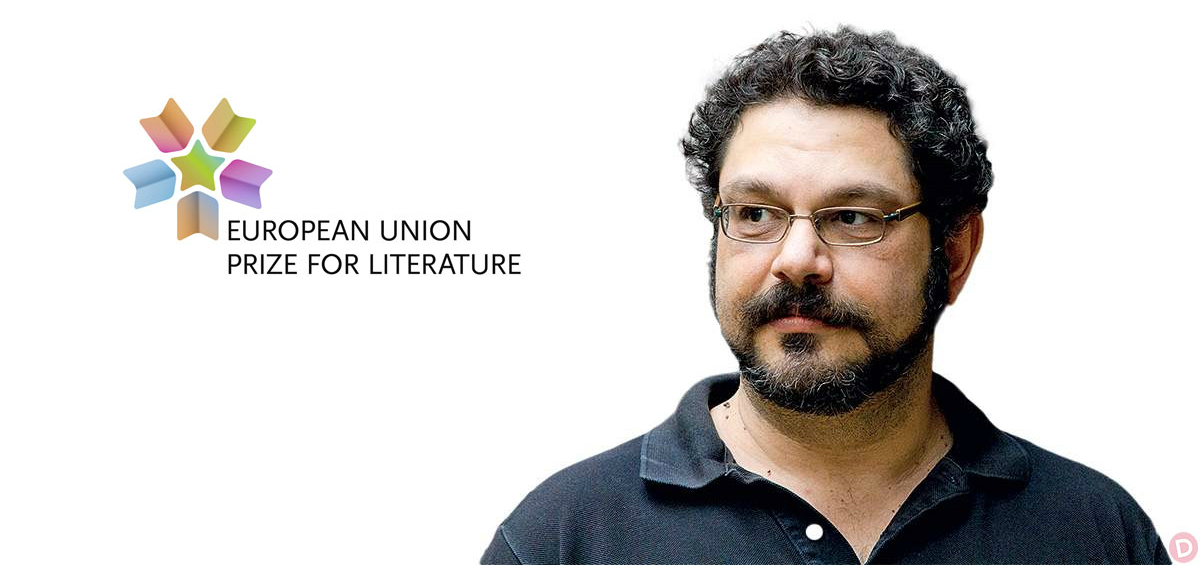 Ευρωπαϊκό Βραβείο Λογοτεχνίας 2019: στον Νίκο Χρυσό για την «Καινούργια μέρα»