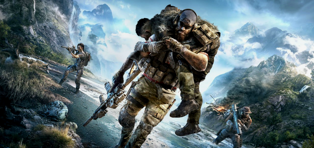 Ανακοινώθηκε το Tom Clancy's Ghost Recon Breakpoint