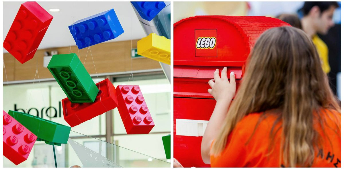 Public The Mall Athens: Έφτασε το 10ο LEGO® Festival!