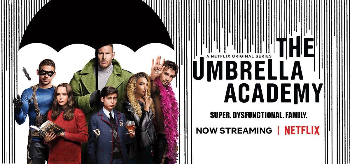 The Umbrella Academy: τα παιδιά που θα σώσουν τον κόσμο!