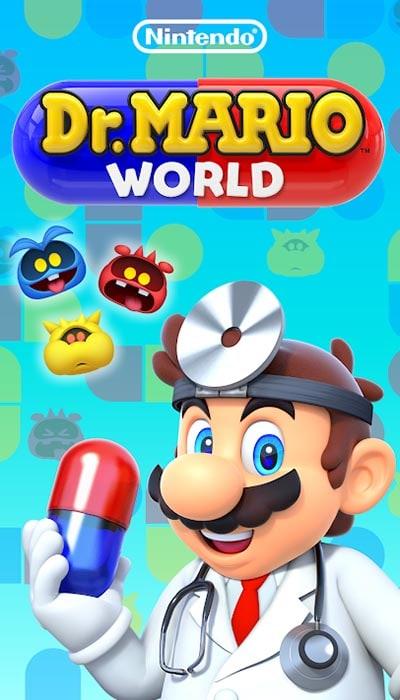 Dr. Mario World: Το επόμενο mobile game της Nintendo διαθέσιμο στις 10 Ιουλίου