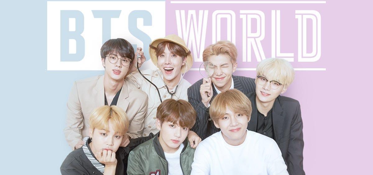 BTS World: Γίνε μάνατζερ της μεγαλύτερης K-Pop μπάντας!