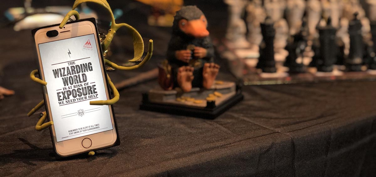«Harry Potter: Wizards Unite» – Έρχεται στις 21 Ιουνίου στο κινητό σου!