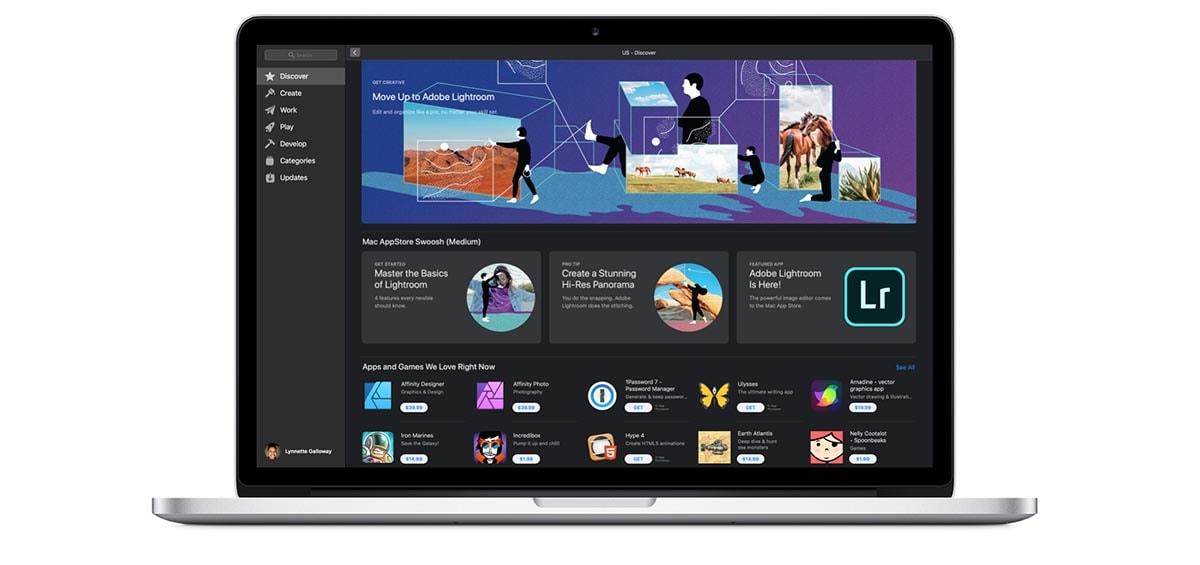 Το Adobe Lightroom είναι τώρα διαθέσιμο και στο Mac App Store