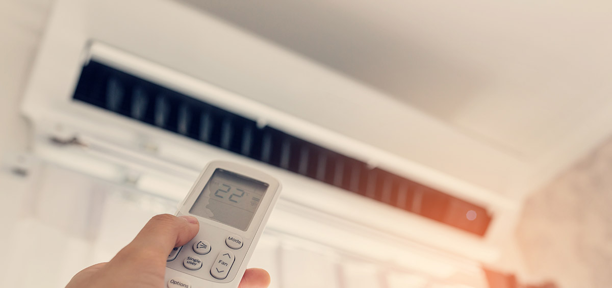 Εξοικονόμησε ενέργεια λειτουργώντας το κλιματιστικό σου έξυπνα