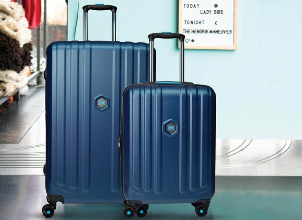 Βαλίτσες BG Berlin Enduro: Αγοράζεις μία, παίρνεις δύο!