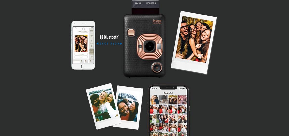 Οι νέες Instax LiPlay της Fujifilm θα γίνουν η μανία του καλοκαιριού!