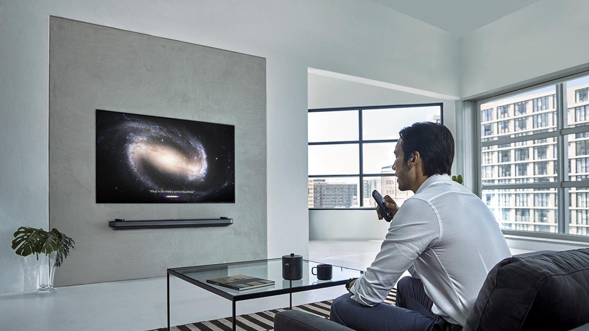 Απόκτησε μία από τις νέες LG OLED τηλεοράσεις και πάρε διπλό δώρο!