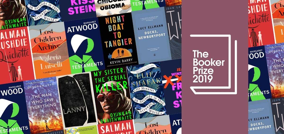 Booker Prize 2019: Ανακοινώθηκε η φετινή longlist!