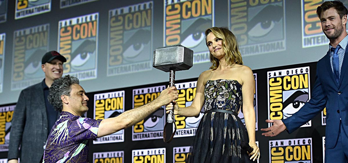 MCU Phase 4: Upcoming ταινίες και σειρές από το σύμπαν της Marvel!