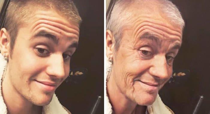 FaceApp Age Challenge: Πώς θα μοιάζουμε στα 80;