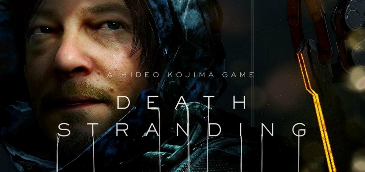 Ο Hideo Kojima παρουσίασε το τελικό εξώφυλλο του Death Stranding!