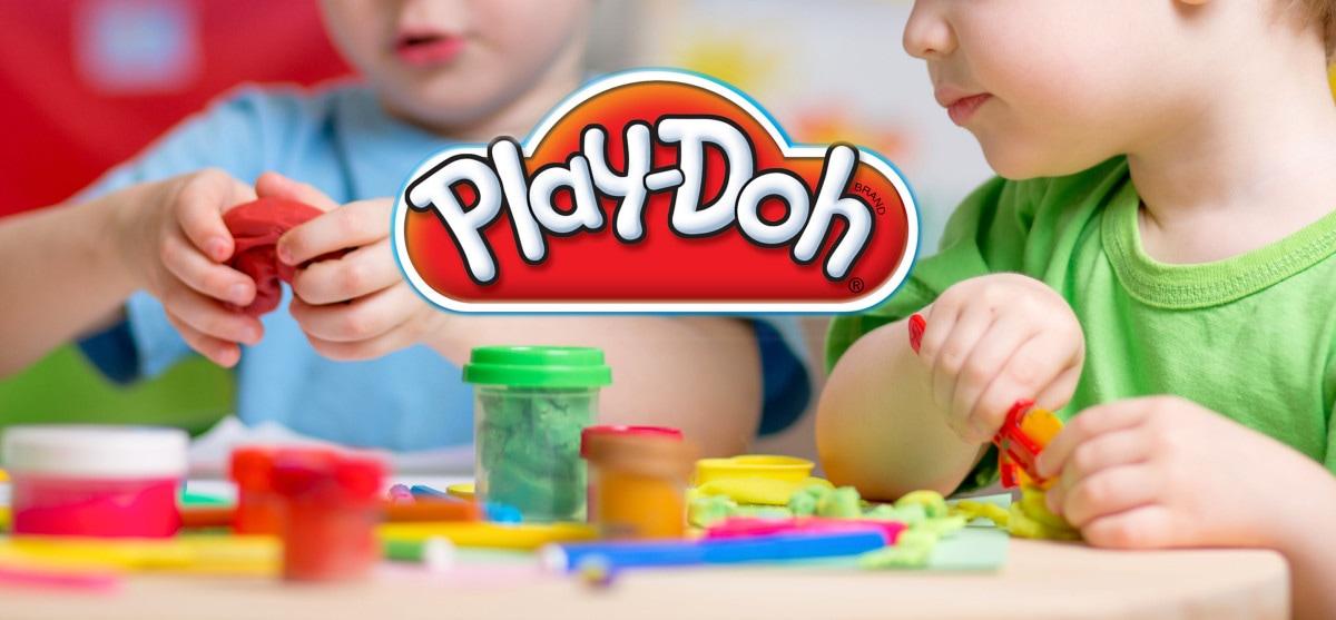 Γινόμαστε σεφ με τα πλαστοζυμαράκια Play-Doh @ Public The Mall Athens