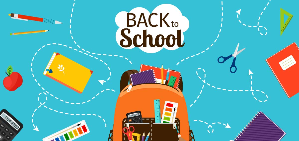 Back to School: Η λίστα με όλα τα απαραίτητα!