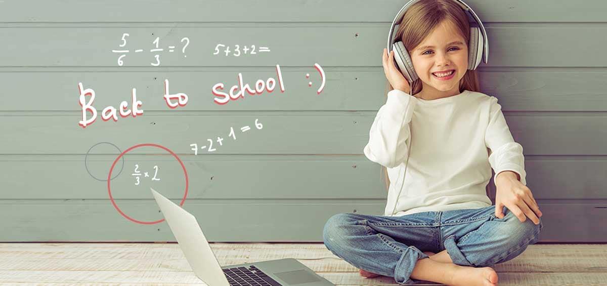 Back to School: Μαθαίνουμε μετά μουσικής