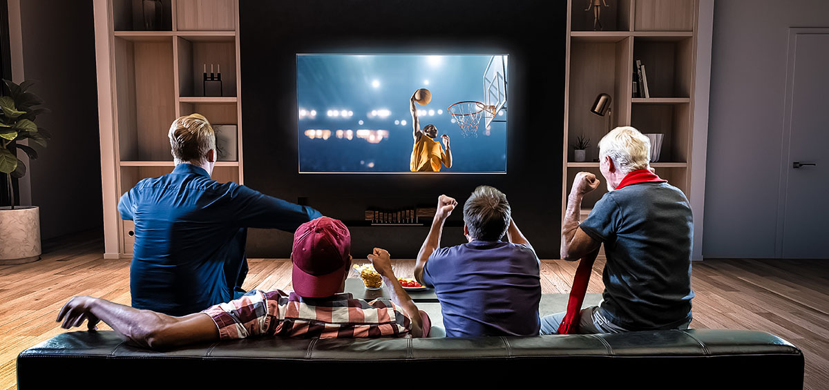 Το Mundobasket της Κίνας είναι η κατάλληλη ευκαιρία για καινούργια τηλεόραση