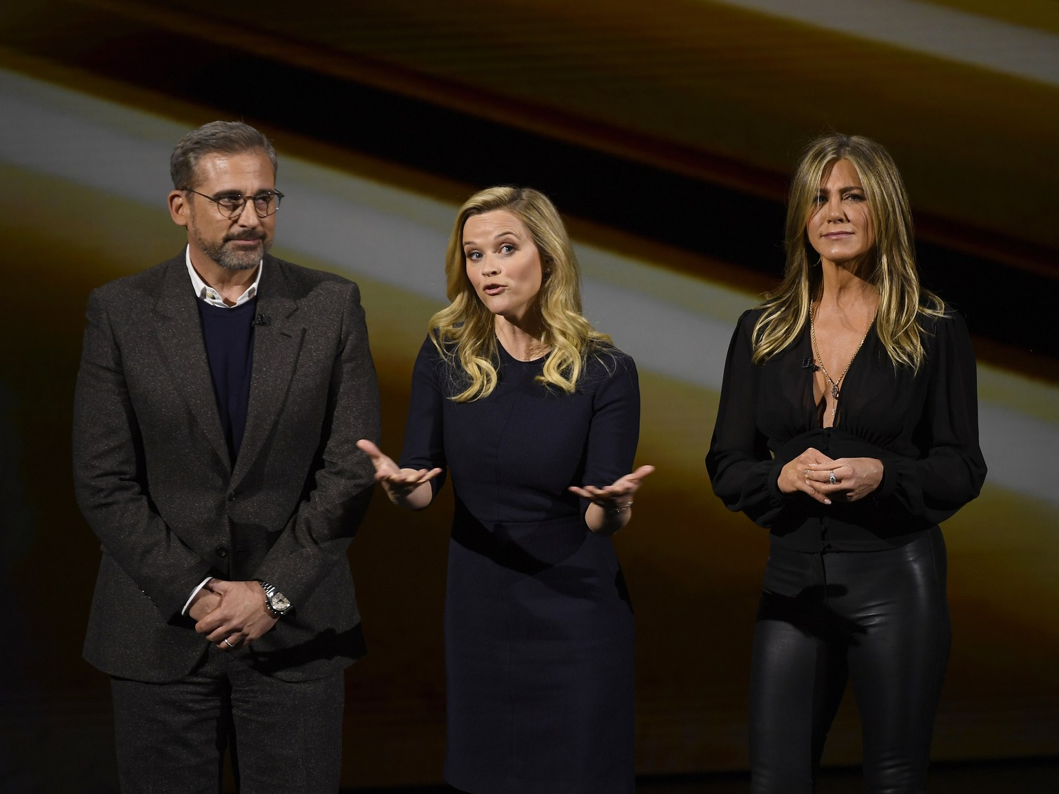 Apple TV+: Ντεμπούτο με Jennifer Aniston, Reese Witherspoon και Steve Carell!