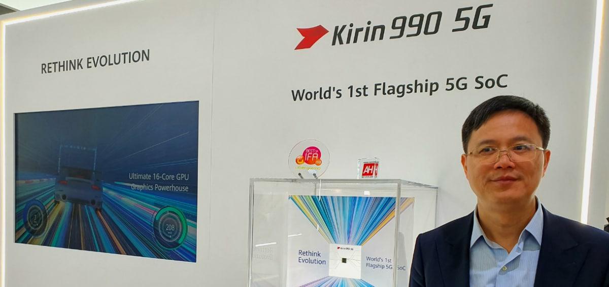 IFA 2019: Όσα μάθαμε για τον Kirin 990 της Huawei!